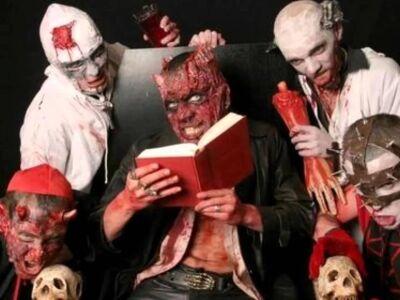 Francia psychobilly-zombik a Dürerben