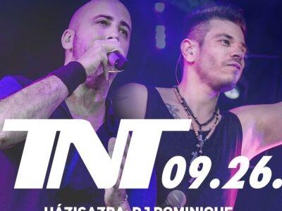 Szezonzáró TNT-buli a Track-ben!