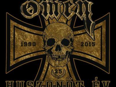 Omen - Huszonöt év új album