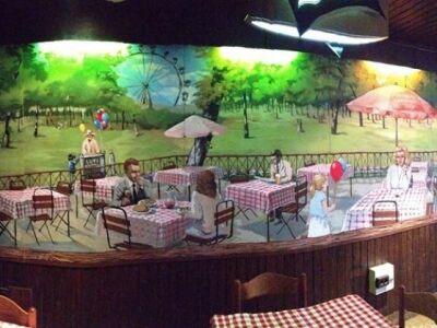 A 60-as, 70-es évek étterme