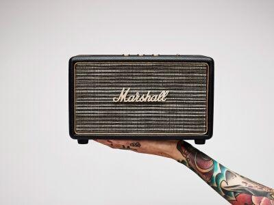 Marshall Acton – nemcsak gitárosoknak