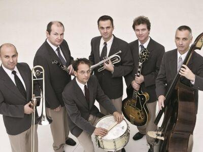 A Hot Jazz Band újra a Fat Mo's színpadán!