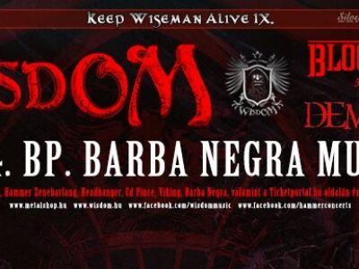 IX. Keep Wiseman Alive fesztivál