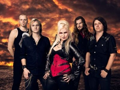 Battle Beast a Barba Negrában