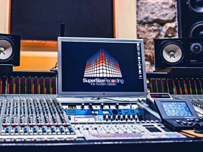 5 éves a SuperSize Recording stúdió