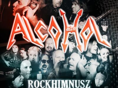 Alcohol: Rockhimnusz - túl az egymilliós látogatottságon, jövőre új album