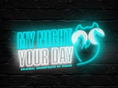 Zagar: My Night Your Day