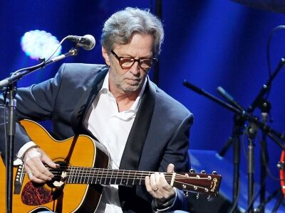 Claptont ünneplik a Muzikumban