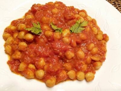 Chana masala recept
