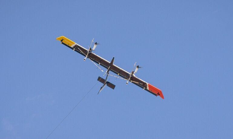 Repülő szélturbinák