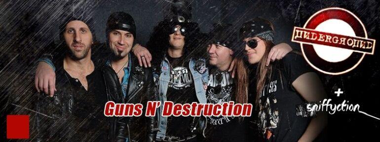 Best of Guns N' Roses a Művészben