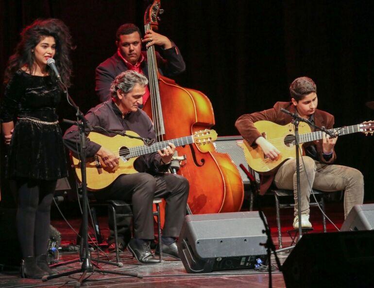 A Snétberger Zenei Tehetség Központ koncertje