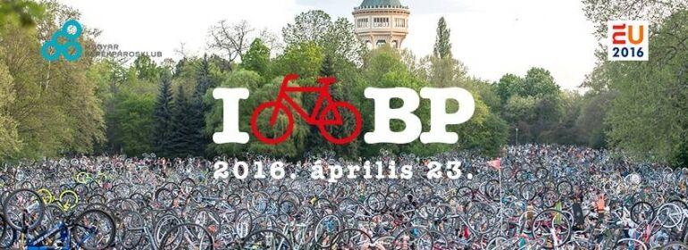 I Bike Budapest 2016