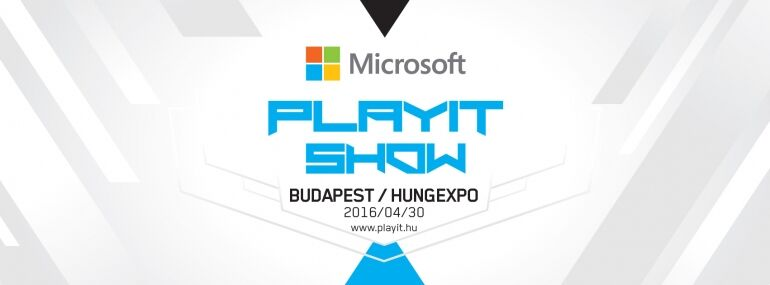 PlayIT Show Budapest