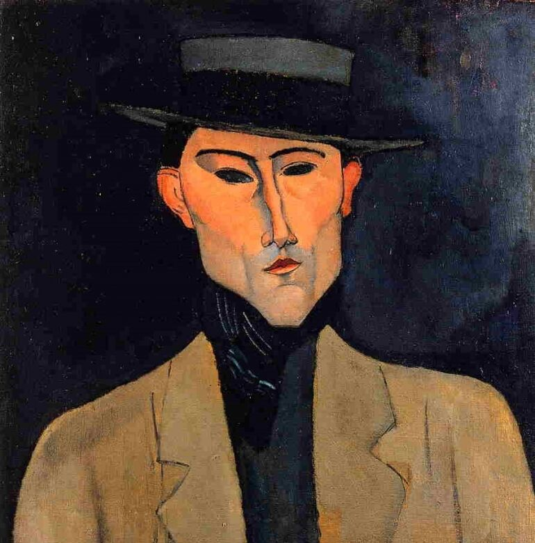 Modigliani a Nemzeti Galériában