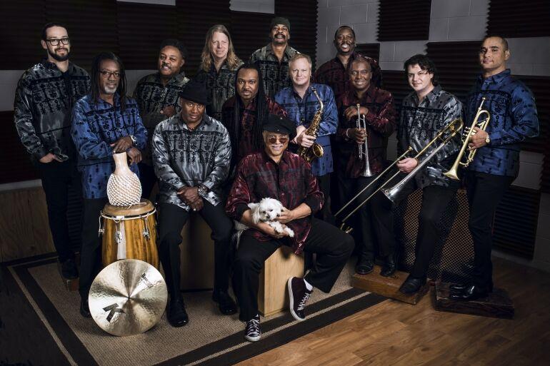 Al McKay a Paloznaki Jazz Pikniken
