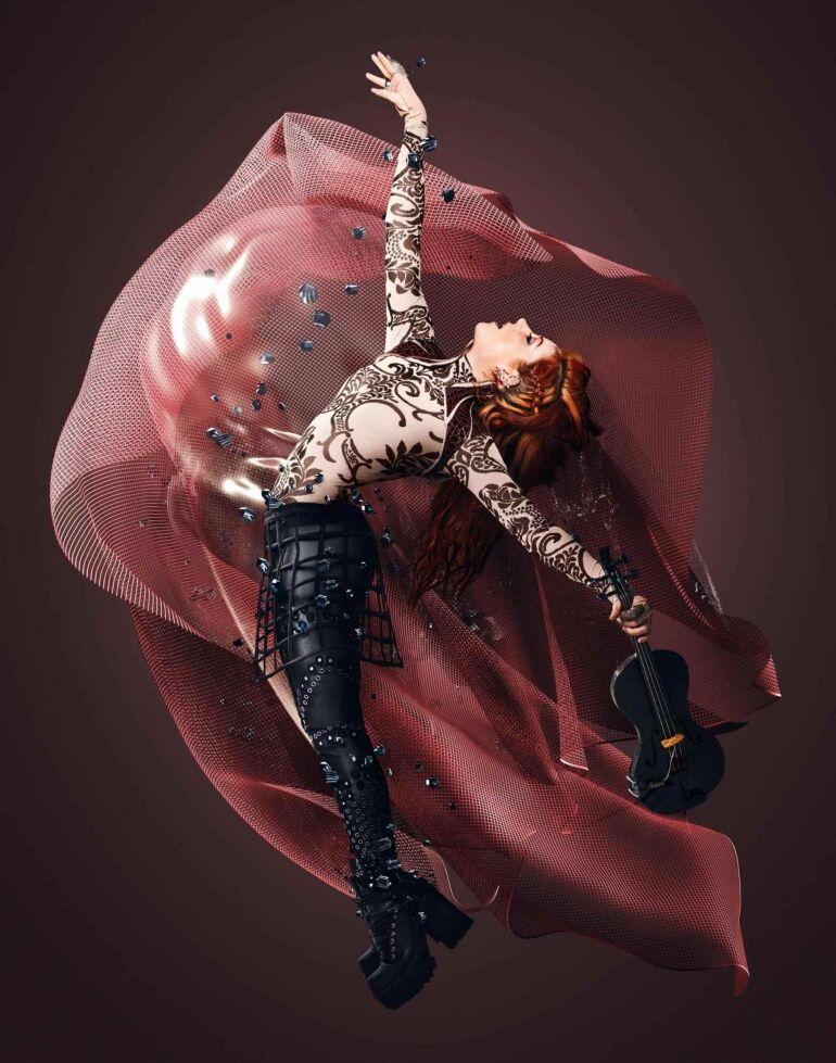 A hegedű csodálatos hercegnője visszatér