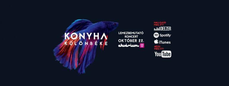 """""""Előbújt egy komoly grunge-os íz is bizonyos dalokban"""" – Konyha-interjú"""