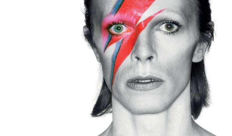 David Bowie van