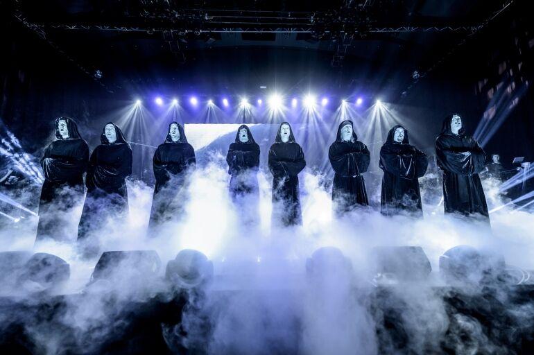 Az ART ANZIX SZÍNHÁZ bemutatja: Gregorian-Final Chapter Tour 2017