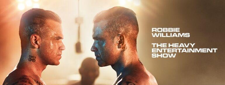 Robbie Williams visszatér Budapestre vadonatúj stadion turnéjával!