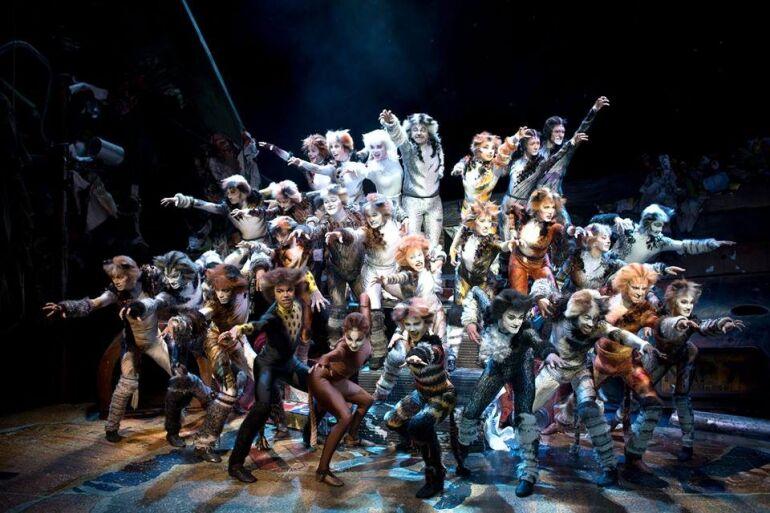 Andrew Lloyd Webber: Macskák – az eredeti produkció