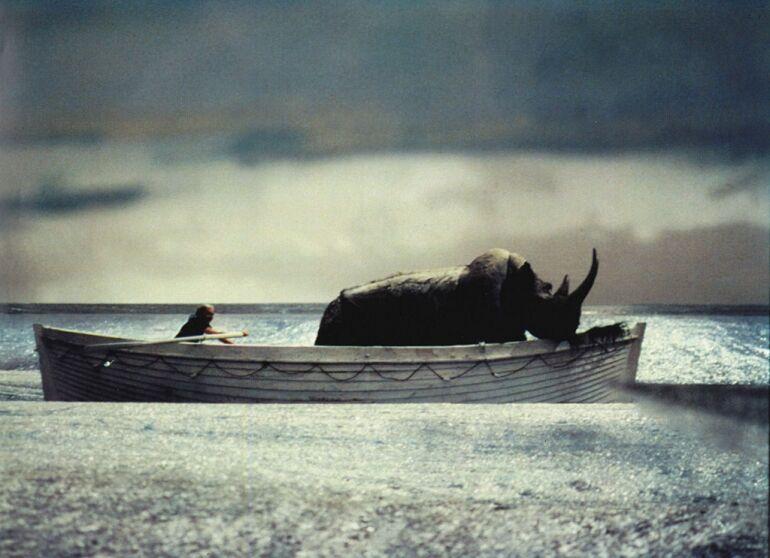 Fellini hajója