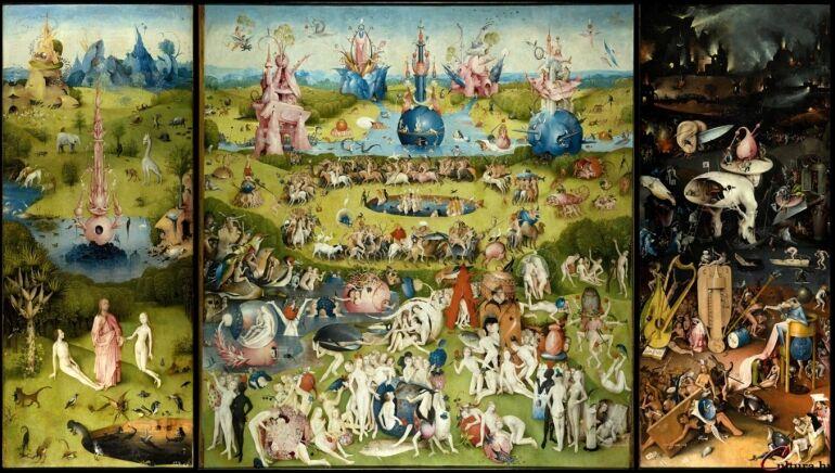 Bosch: A Gyönyörök kertje