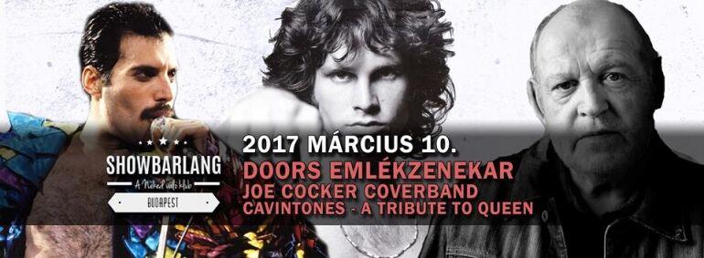 Tényleg jön az év első Doors Emlékzenekar koncertje!