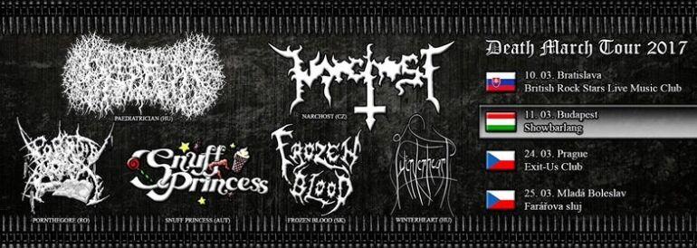 Death March tour