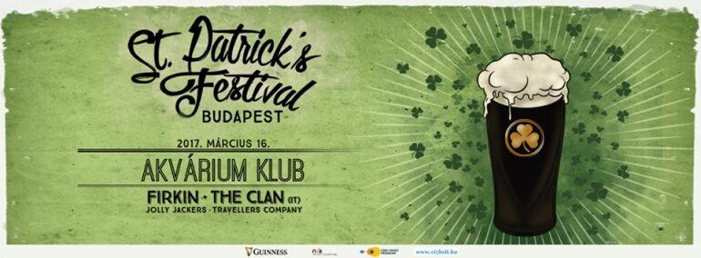 St Patrick's Festival Budapest
