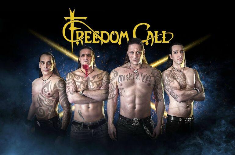 Freedom Call-lemezbemutató