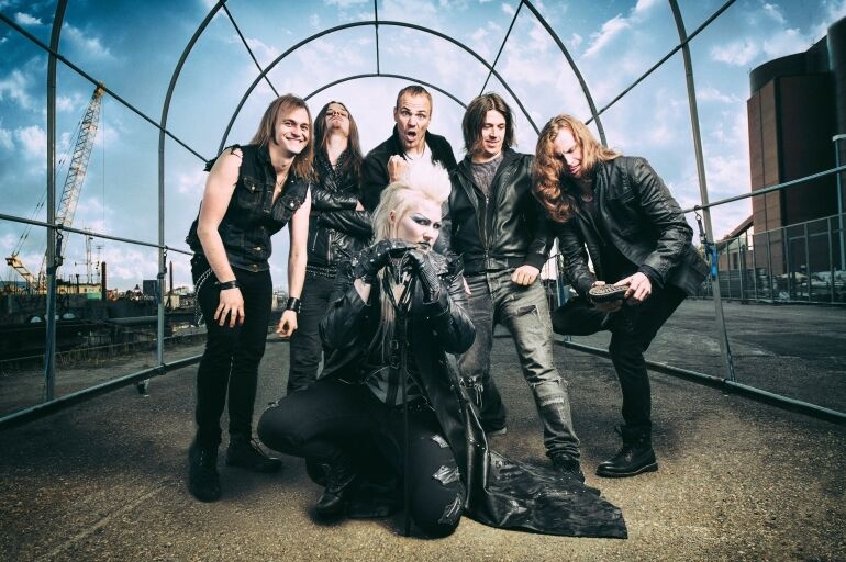Battle Beast, Majesty és GYZE a Barba Negrában