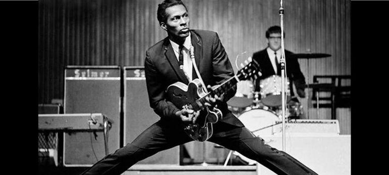 Chuck Berry Emlékkoncert
