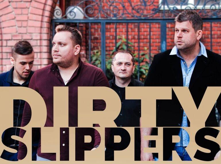 Szabadtéri nagykoncertre készül a Dirty Slippers Budapesten!
