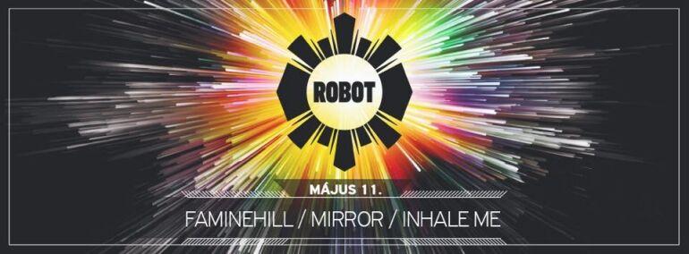 Robot + Instant programok a héten