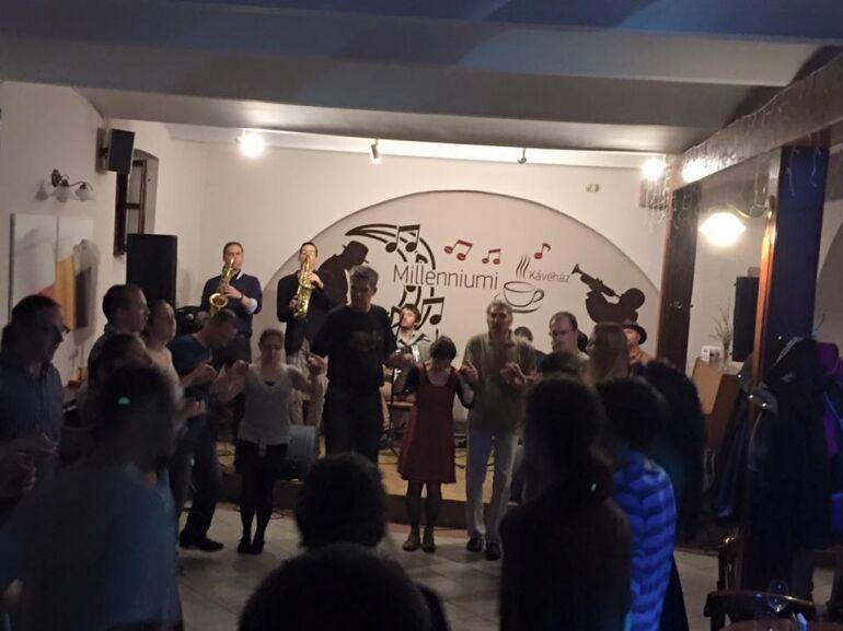 Országos Fonó Klubhálózat - Népzene és táncház több helyszínen