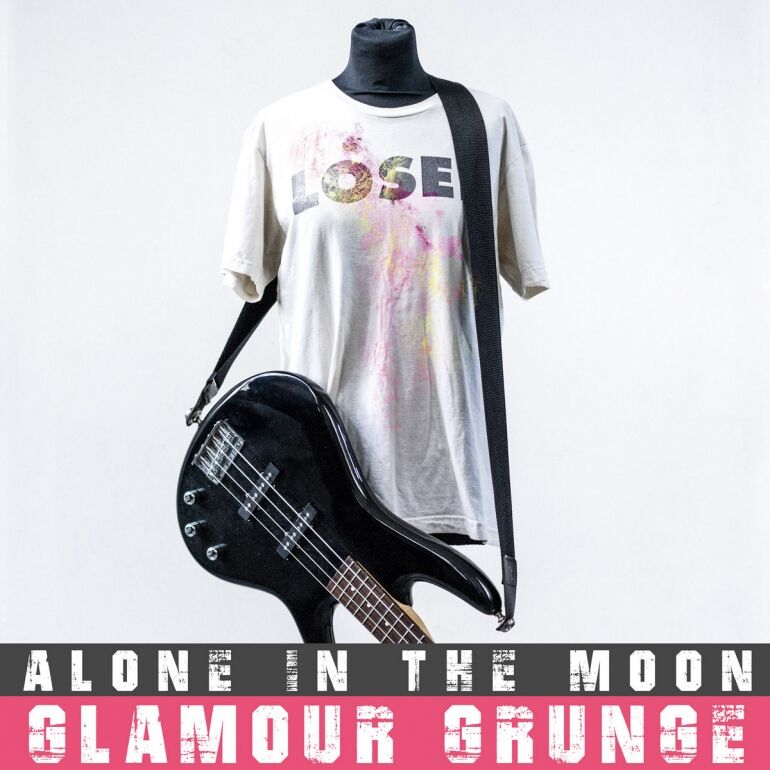 Alone In The Moon - Glamour Grunge