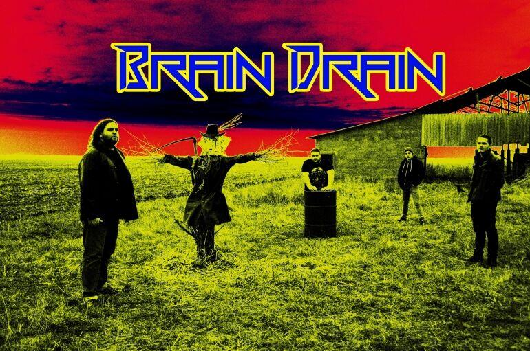 Két emelet között a Brain Drain-nel