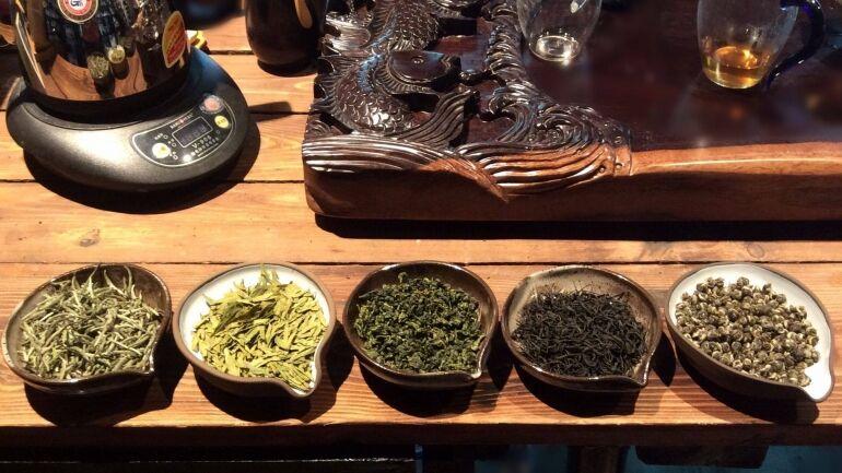 Bevezetés a kínai teák világába