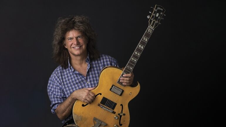 Pat Metheny Budapesten