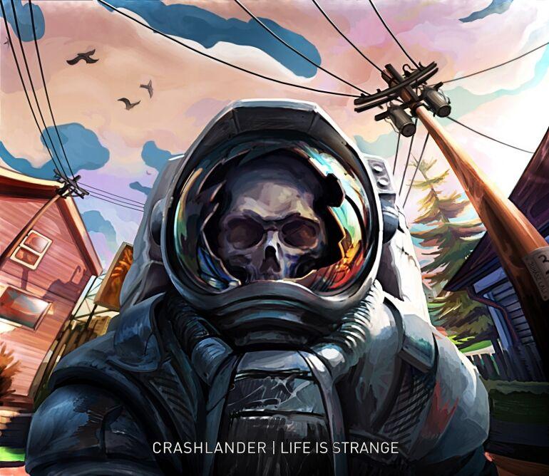 Life is Strange – megjelent a budapesti Crashlander új EP-je