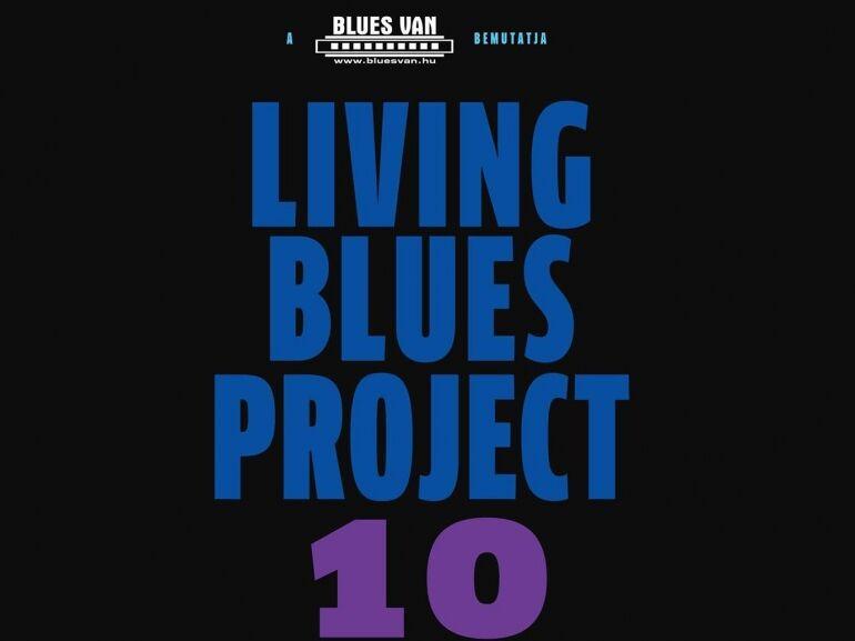 Living Blues Project reunion a Muzikumban január 19-én