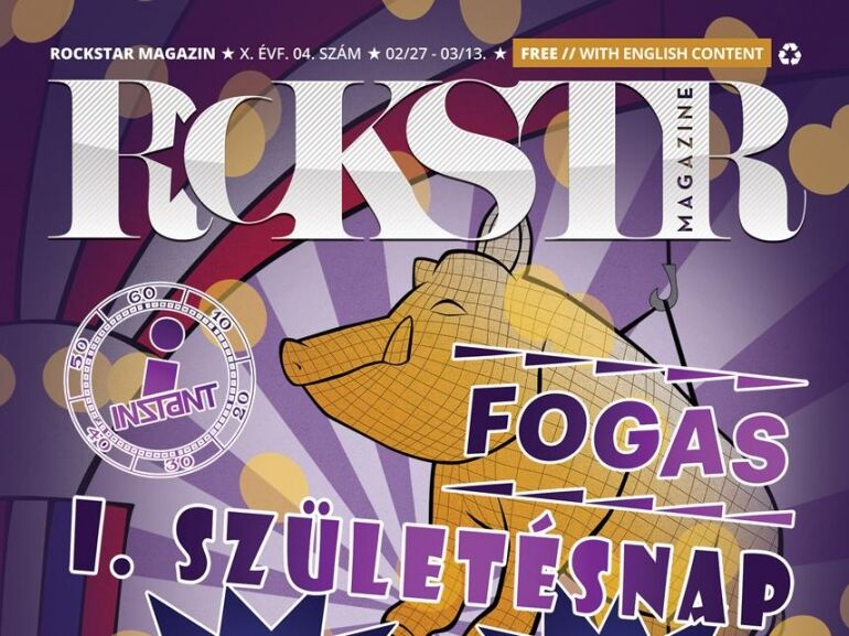 ★ Itt a Rockstar Magazin legfrissebb száma!