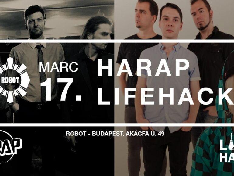 Harap + Lifehack buli