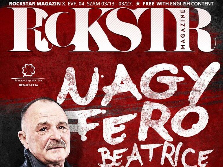 ★ Megjelent a legújabb Rockstar Magazin!