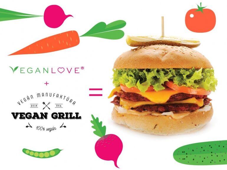 A Vegan Love és a Vegan Grill tarolják az ízlelőbimbókat