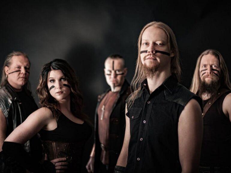 Ensiferum lemezbemutató a Barba Negra Trackben