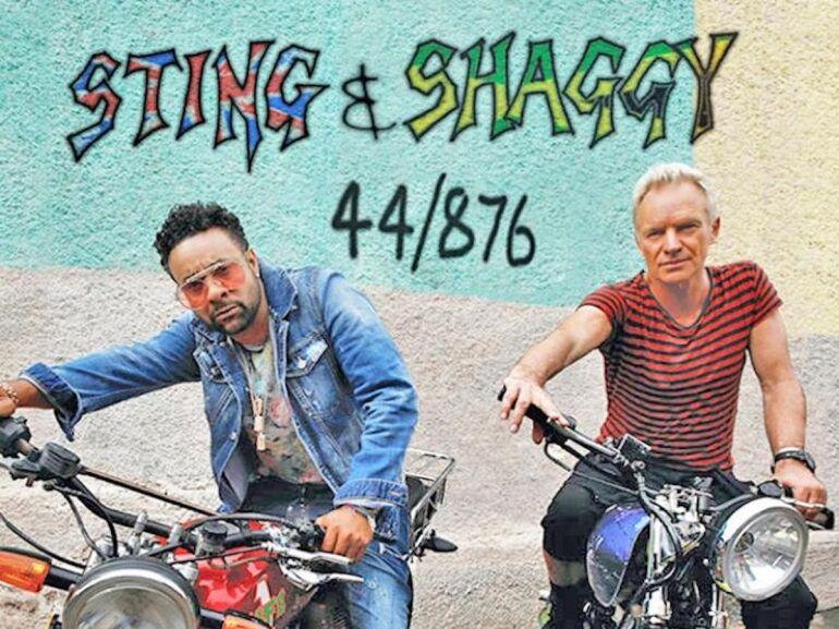 Sting & Shaggy: 44/786