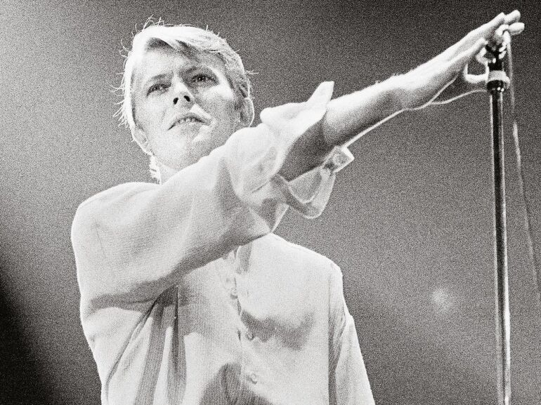 David Bowie: Welcome to the Blackout (Live London '78)